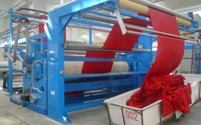 ET-C5 Calender Machine Blanket