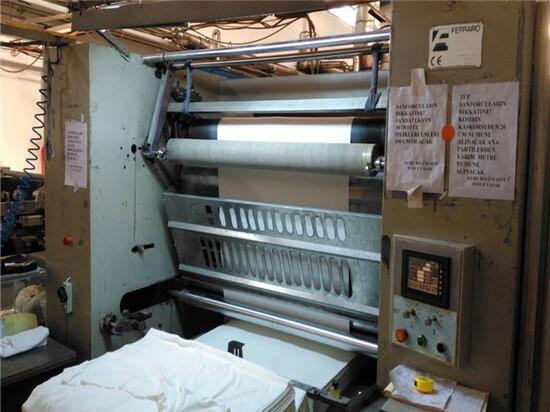ET-C4 Compacting felt for compactor machine