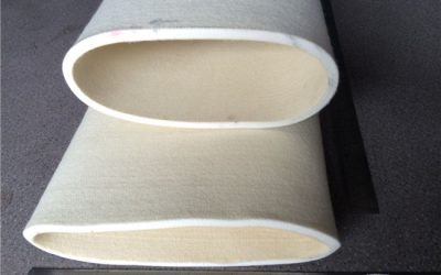 ET-H7 Endless shrink felt sleeve and Decatising Felt Blankets