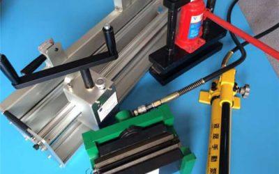 HK-C-060 Belt Fastener Machine For Light Industrial