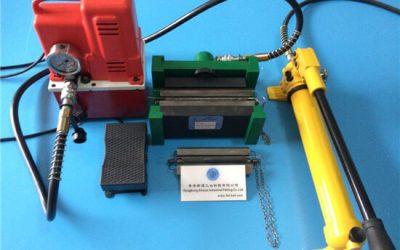 HK-C-060 Belt Fastener Machine For Laundry