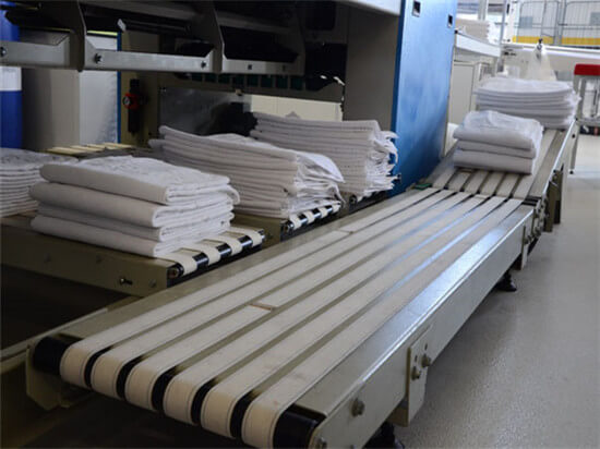 L-040 Folding Machine Belt