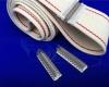 laundry belt fastener and installing machine
