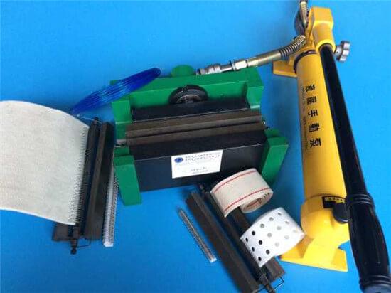 L-060 Belt Fastener And Installing Machine