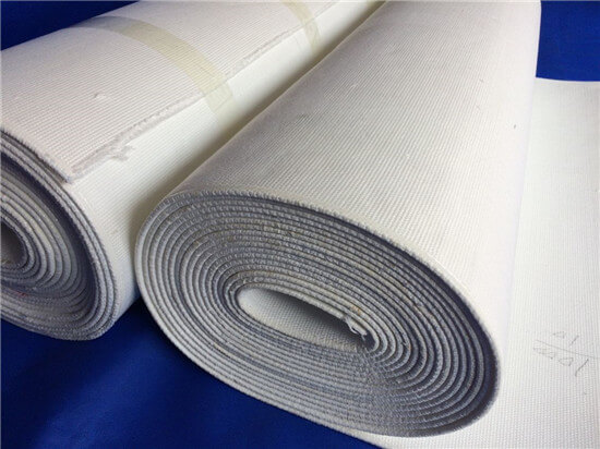 C6-010 Fiber Cement Felt/ Air Slide Belt