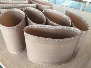 PTFE Coated Fabrics and PTFE Mesh Belts