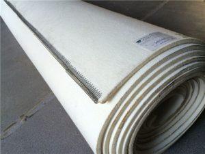 Corrugated cardboard conveyor belt
