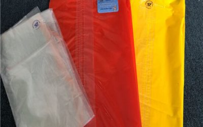 L-080 Soluble Laundry Bags for Hotels, Hospitals