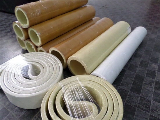 C6-020 Aluminum Extruder Belts And Roller Tubes